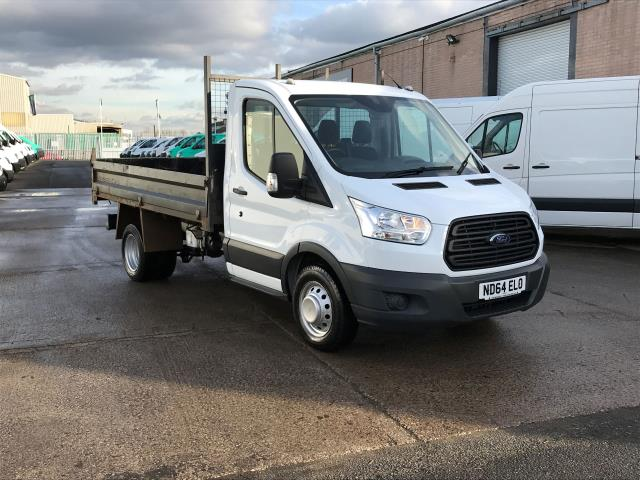 2015 Ford Transit  T350 SINGLE CAB TIPPER 125PS EURO 5 (ND64ELO)