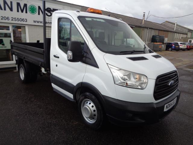 2014 Ford Transit 2.2 Tdci 125Ps TIPPER (ND64ELU)