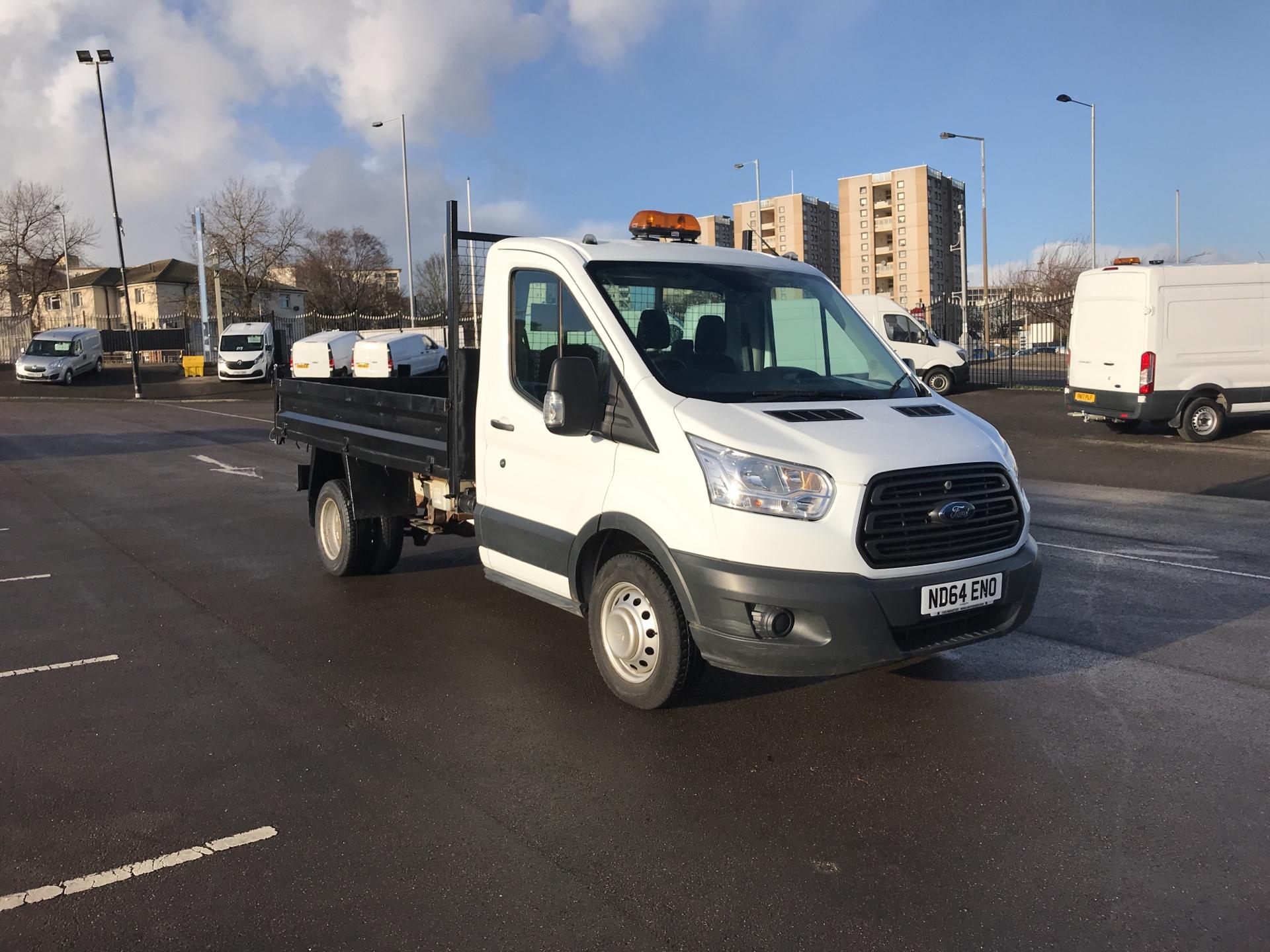 2014 Ford Transit  350 L2 SINGLE CAB TIPPER 125PS EURO 5 (ND64ENO)
