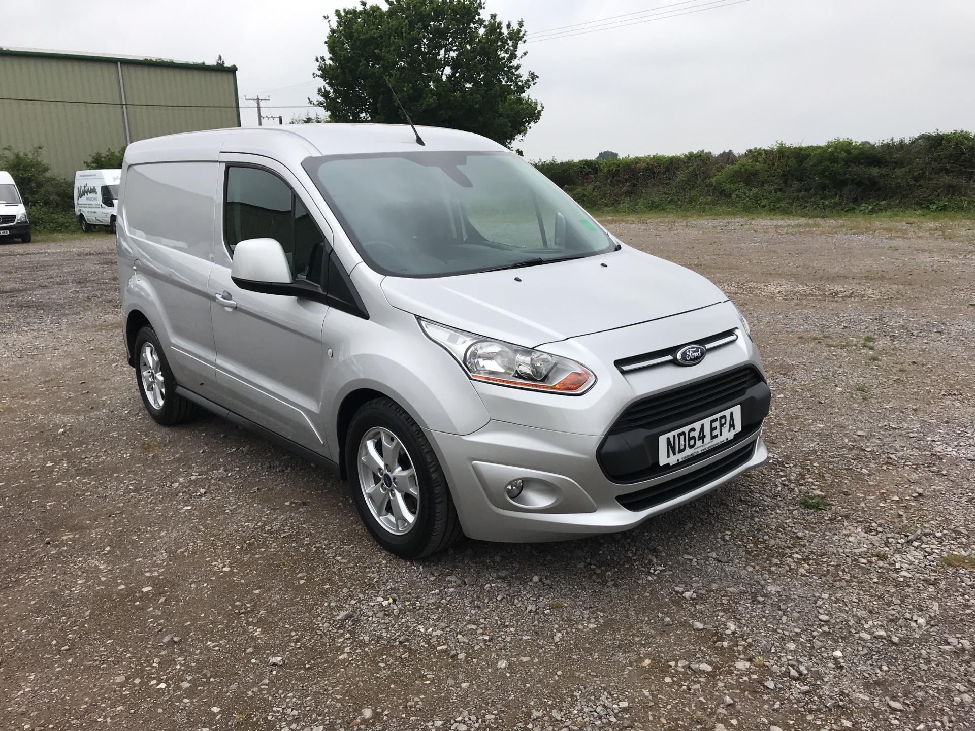 2014 Ford Transit Connect 1.6 Tdci 115Ps Limited Van (ND64EPA)