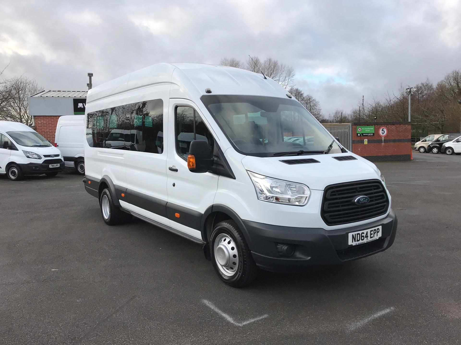 2014 Ford Transit T460 L4 H3 HIGH ROOF MINIBUS 125PS EURO 6 (ND64EPP)