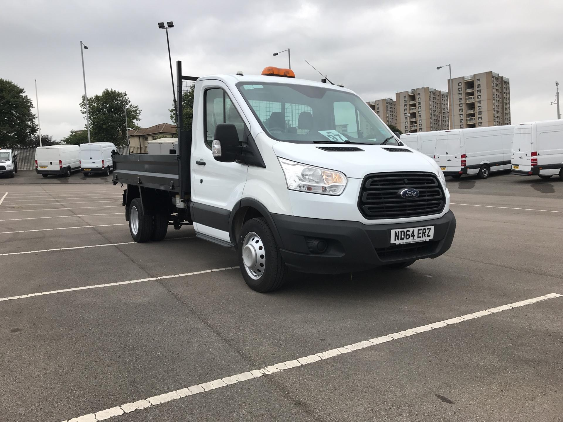 2015 Ford Transit 2.2 Tdci 125Ps SINGLE CAB TIPPER EURO 5 (ND64ERZ)
