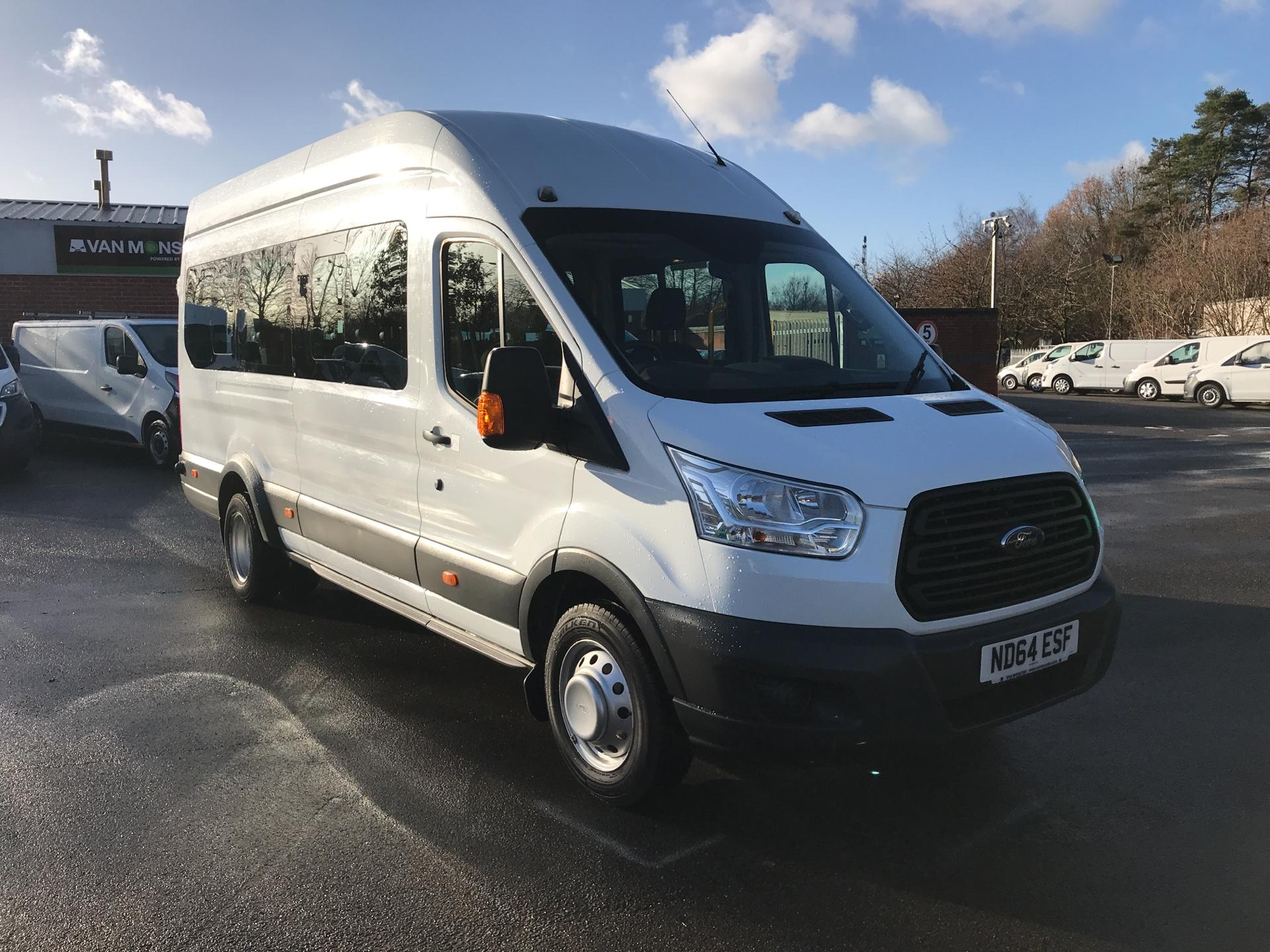 2015 Ford Transit T460 L4 H3 HIGH ROOF MINIBUS 125PS EURO 6 (ND64ESF)