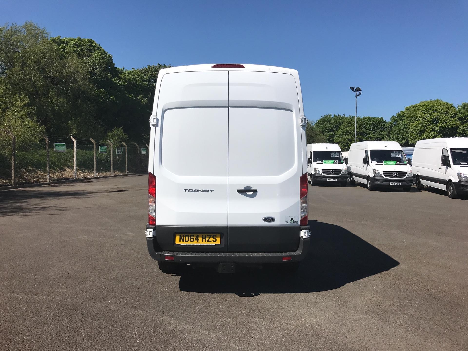 2014 Ford Transit  350 L3 H3 VAN 125PS EURO 5 (ND64HZS) Image 4