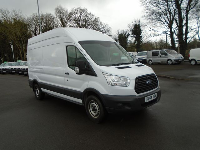 2014 Ford Transit T350 2.2 Tdci 125Ps H3 Van (ND64JBV)
