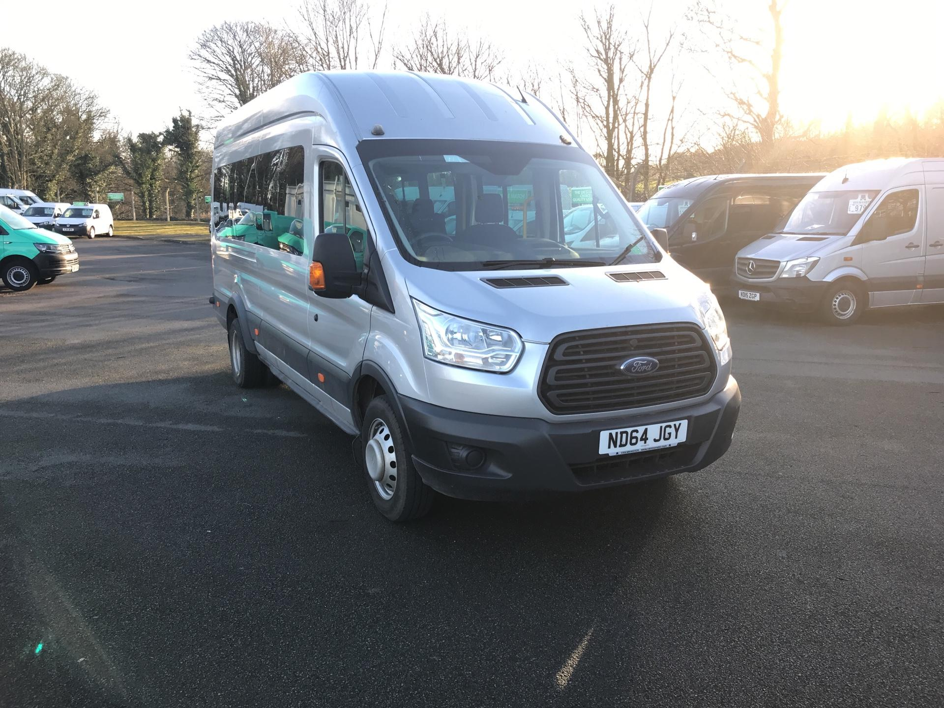 2015 Ford Transit T460 L4 H3 HIGH ROOF MINIBUS 155PS EURO 6 (ND64JGY)
