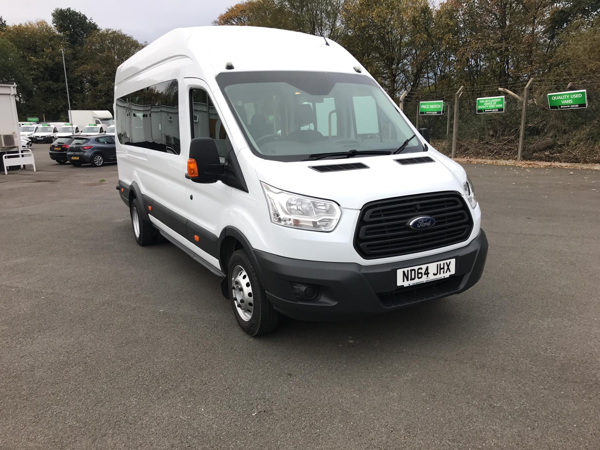 2015 Ford Transit T460 L4 H3 HIGH ROOF MINIBUS 125PS EURO 6 (ND64JHX)