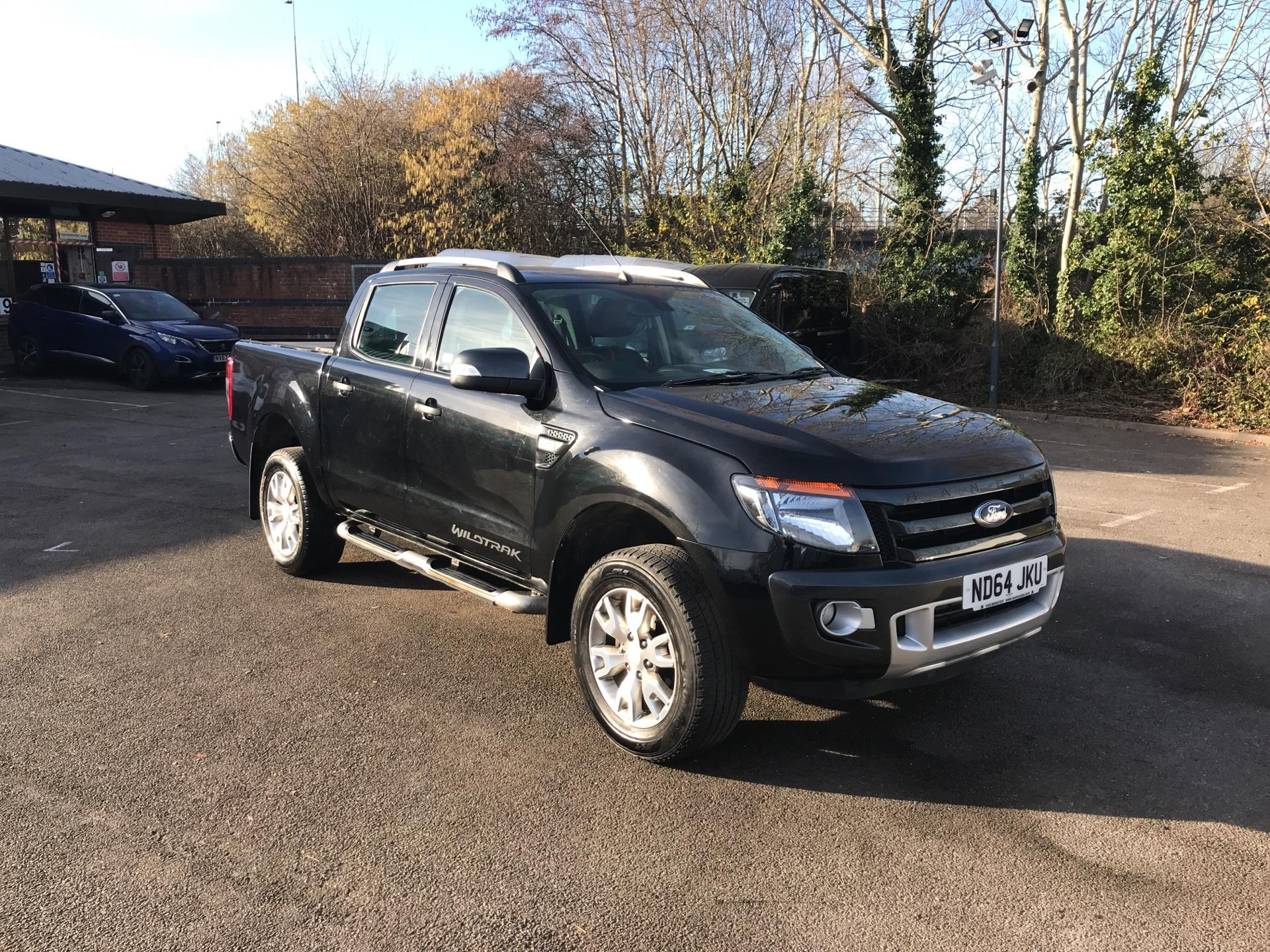 2015 Ford Ranger Double Cab Pick Up Wildtrak 3.2 4WD EURO 5 *VALUE RANGE VEHICLE - CONDITION REFLECTED IN PRICE* (ND64JKU)