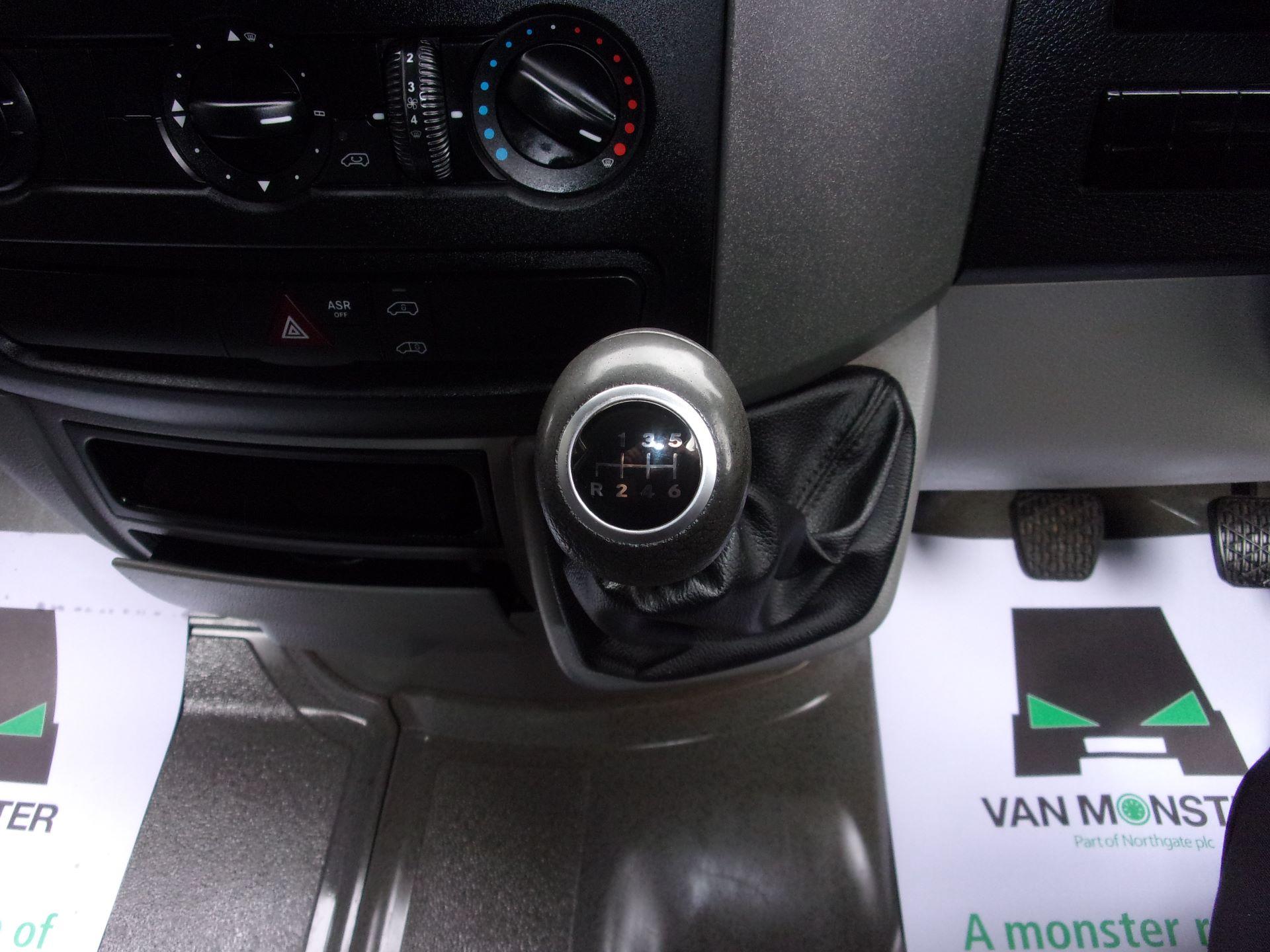 2016 Mercedes-Benz Sprinter 314 CDI MWB HIGH ROOF EURO 6 (ND66YLM) Image 4