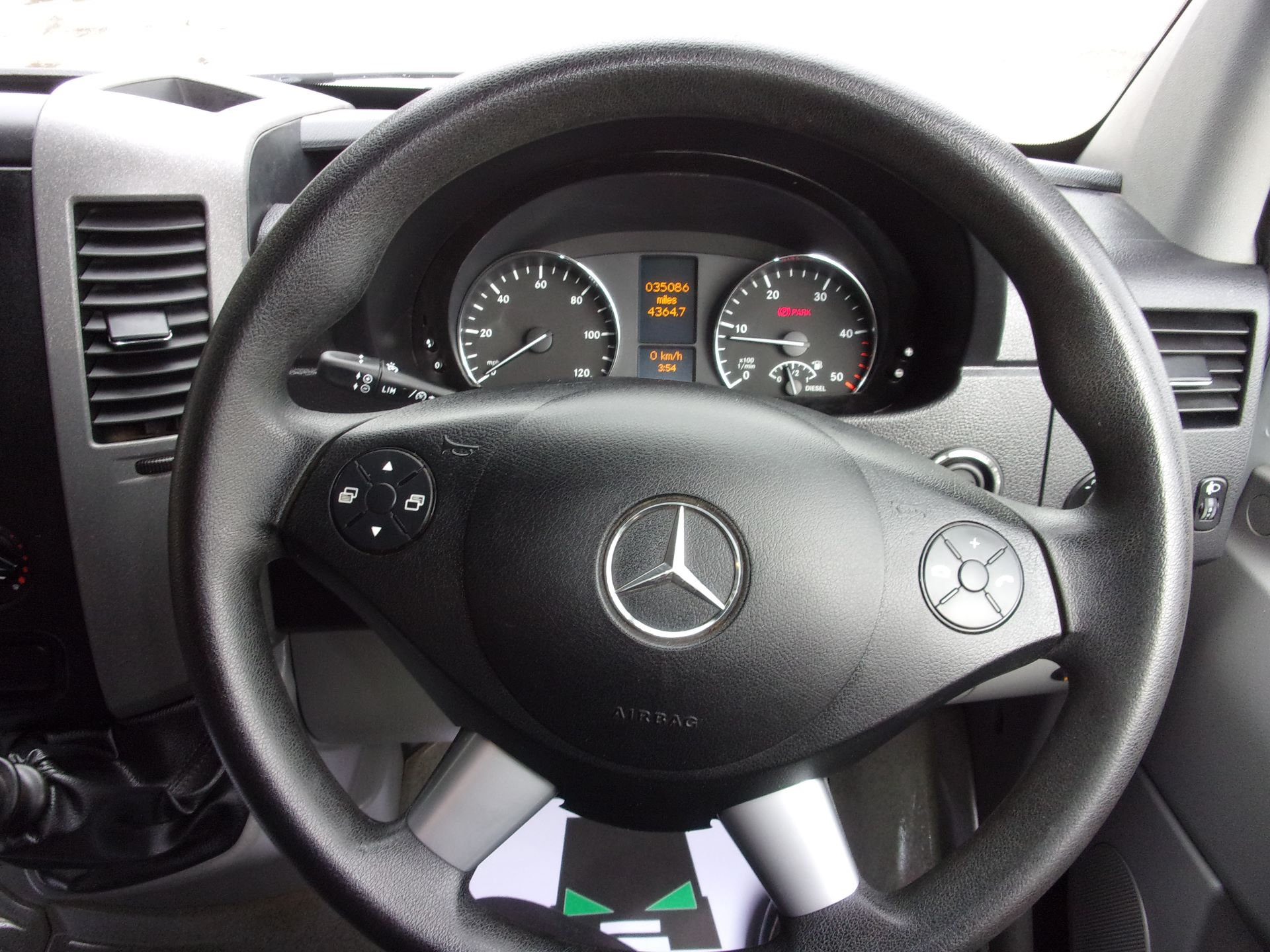 2016 Mercedes-Benz Sprinter 314 CDI MWB HIGH ROOF EURO 6 (ND66YLM) Image 5