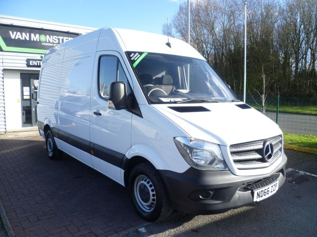 2017 Mercedes-Benz Sprinter  314 MWB VAN EURO 6 (ND66ZZP)