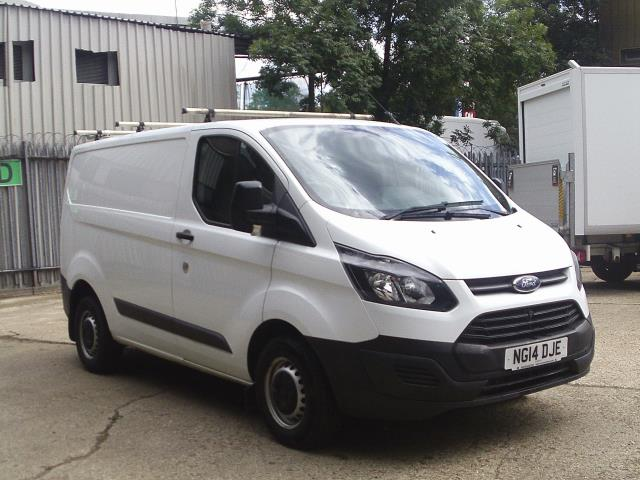 2014 Ford Transit Custom 290 L1 DIESEL FWD 2.2  TDCI 100PS LOW ROOF VAN EURO 5 (NG14DJE)