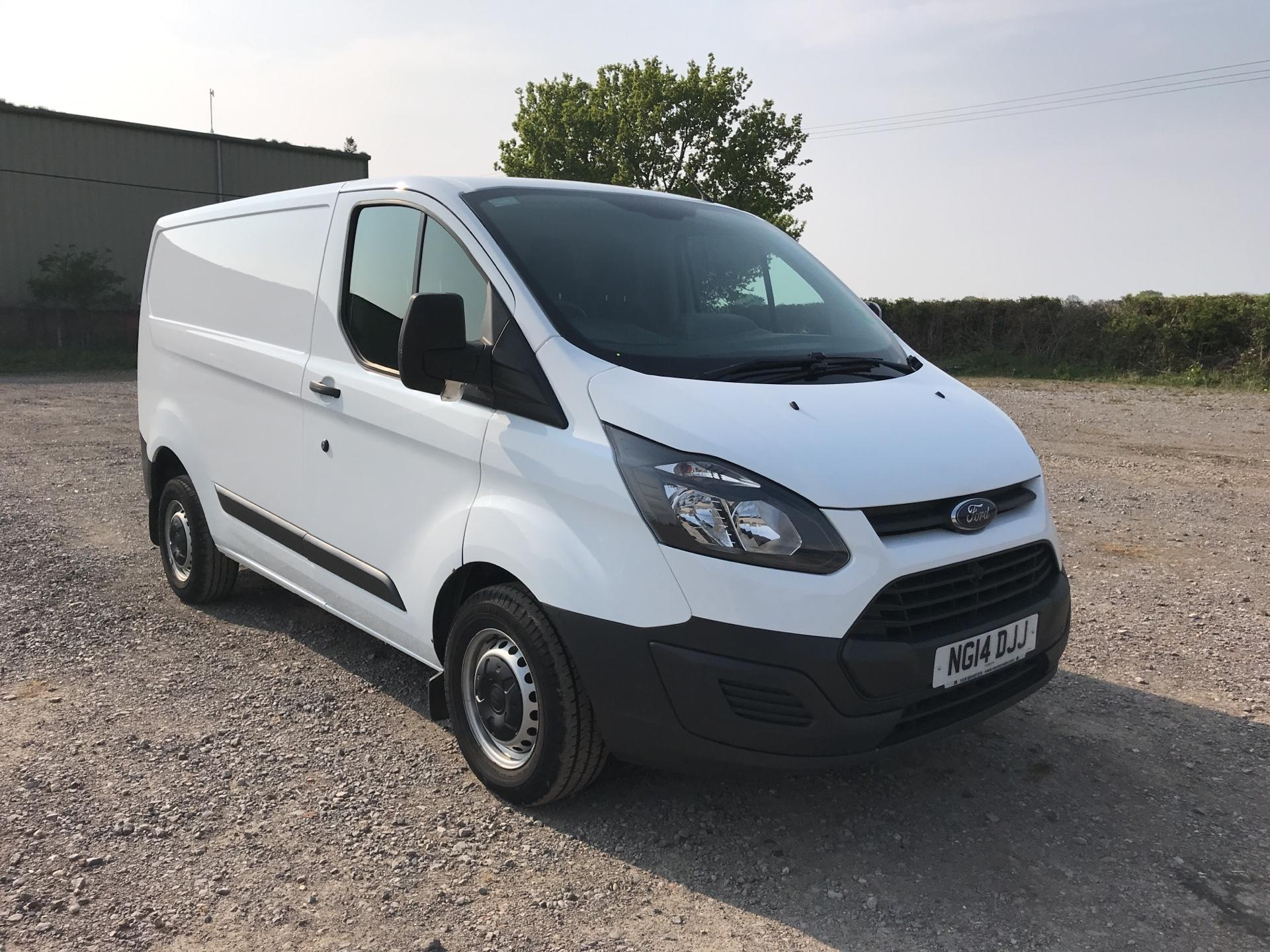 2014 Ford Transit Custom 290 L1 DIESEL FWD 2.2 TDCI 100PS LOW ROOF VAN EURO 5 (NG14DJJ)