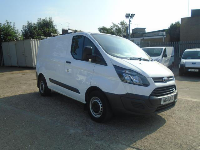 2014 Ford Transit Custom 290 L1 DIESEL FWD 2.2  TDCI 100PS LOW ROOF VAN EURO 5 (NG14DJO)