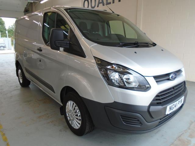 2014 Ford Transit Custom 2.2 Tdci 100Ps Low Roof Van (NG14PYW)