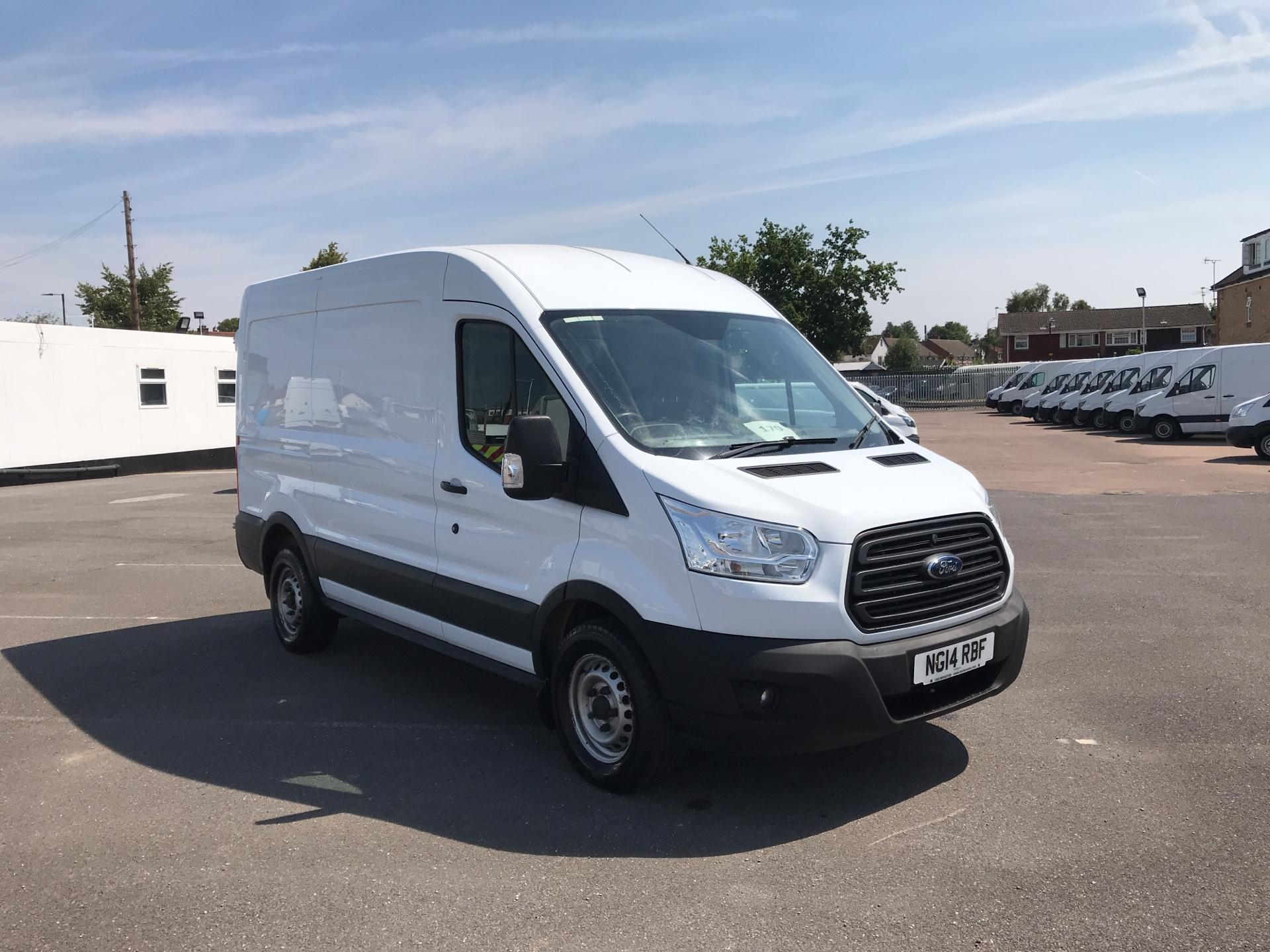 2014 Ford Transit T350 L2  H2 DIESEL FWD 2.2 TDCI 125PS EURO 5 (NG14RBF)
