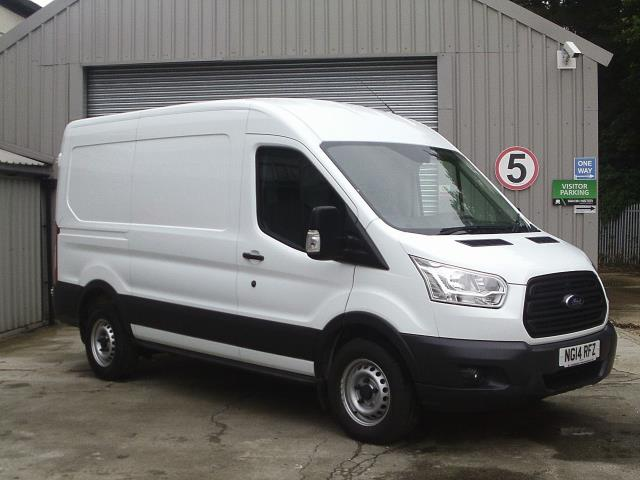 2014 Ford Transit TRANSIT 350 L2 H2 VAN TDCI 125PS MEDIUM ROOF  (NG14RFZ)