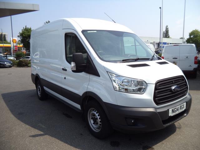 2014 Ford Transit 2.2 Tdci 125Ps H2 Van (NG14RGX)