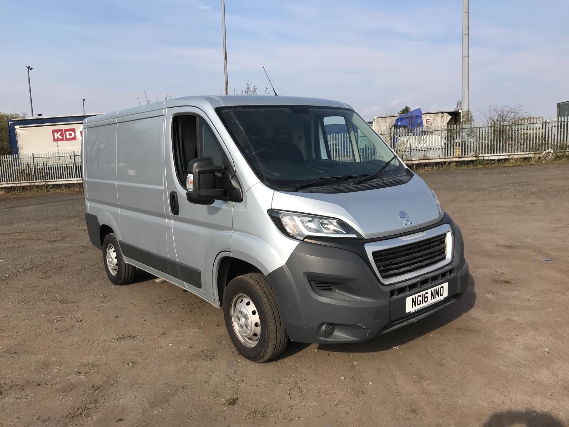 2016 Peugeot Boxer 2.0 Bluehdi H1  Professional Van 110Ps *VALUE RANGE VEHICLE CONDITION REFLECTED IN PRICE* (NG16NMO)
