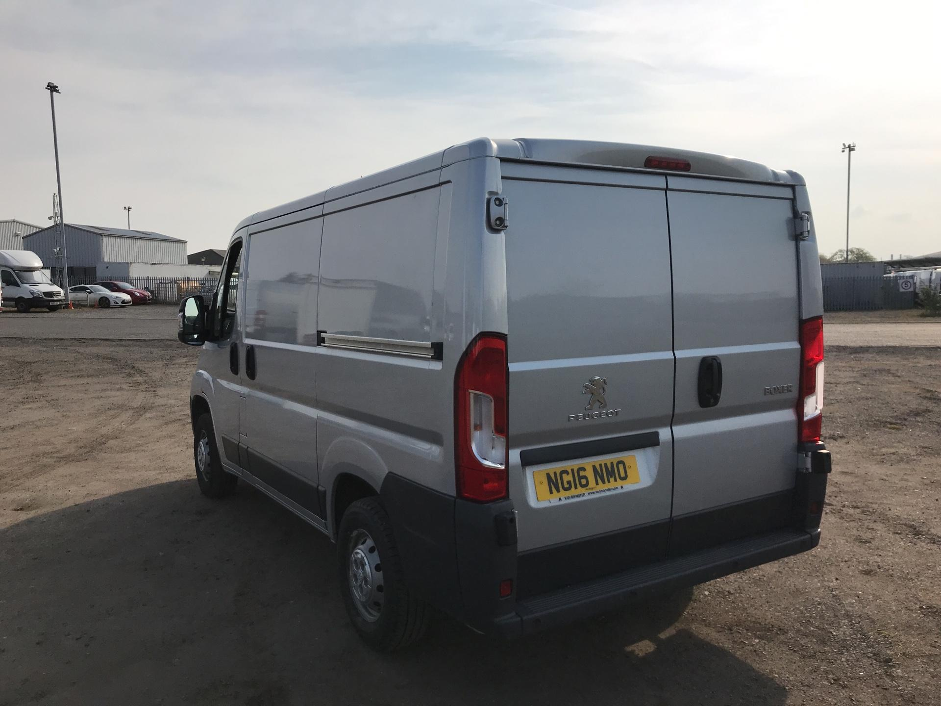 2016 Peugeot Boxer 2.0 Bluehdi H1  Professional Van 110Ps *VALUE RANGE VEHICLE CONDITION REFLECTED IN PRICE* (NG16NMO) Image 5
