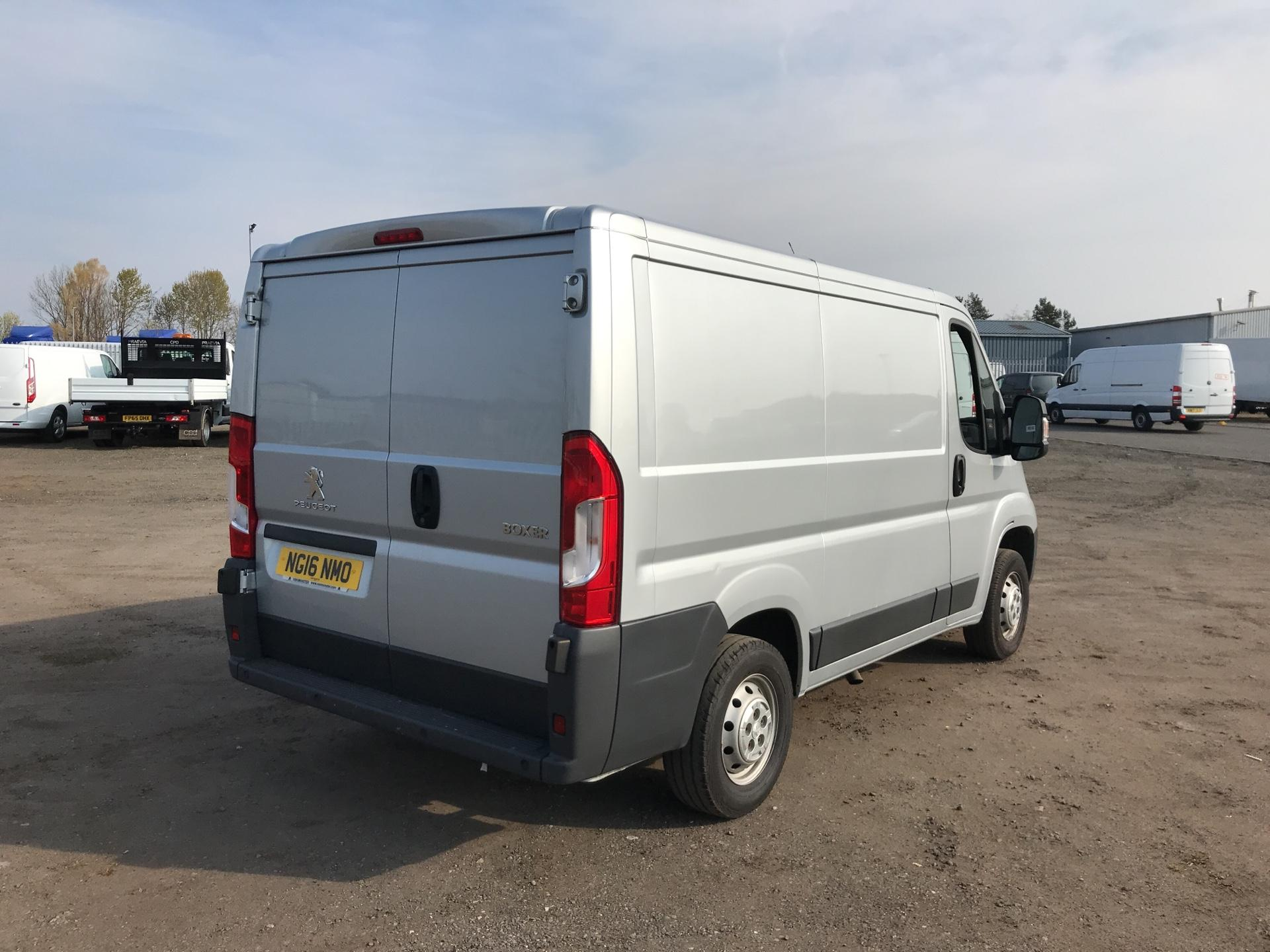 2016 Peugeot Boxer 2.0 Bluehdi H1  Professional Van 110Ps *VALUE RANGE VEHICLE CONDITION REFLECTED IN PRICE* (NG16NMO) Image 3
