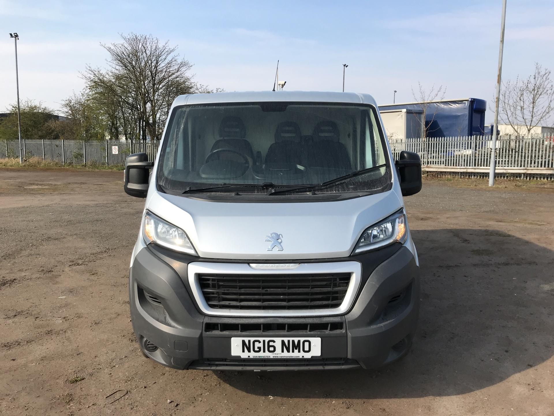 2016 Peugeot Boxer 2.0 Bluehdi H1  Professional Van 110Ps *VALUE RANGE VEHICLE CONDITION REFLECTED IN PRICE* (NG16NMO) Image 8