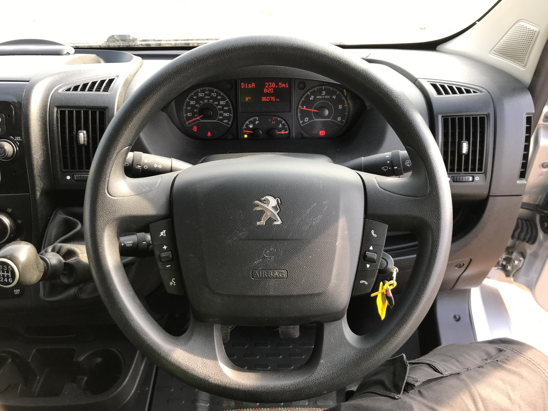 2016 Peugeot Boxer 2.0 Bluehdi H1  Professional Van 110Ps *VALUE RANGE VEHICLE CONDITION REFLECTED IN PRICE* (NG16NMO) Image 12