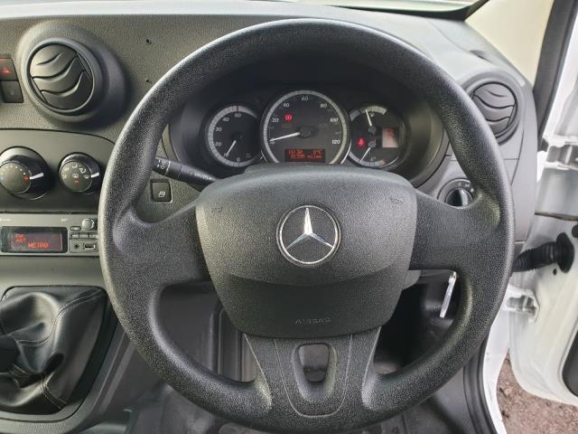 2016 Mercedes-Benz Citan LWB 109 CDI VAN EURO 6 (NG16WCA) Image 16