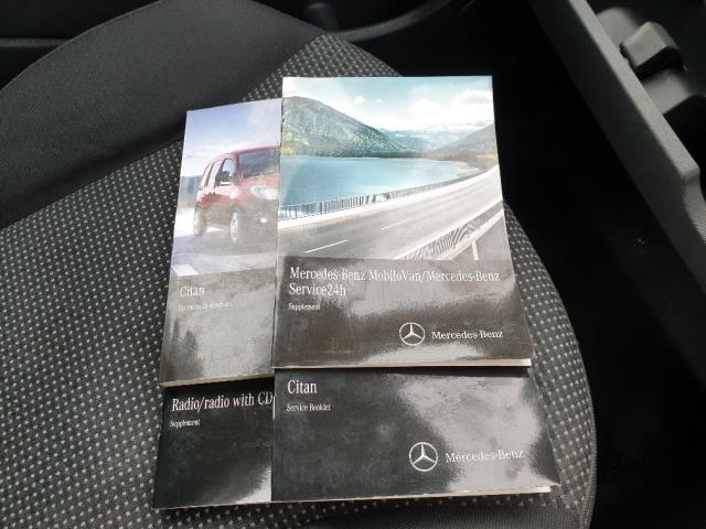 2016 Mercedes-Benz Citan LWB 109 CDI VAN EURO 6 (NG16WCA) Image 21