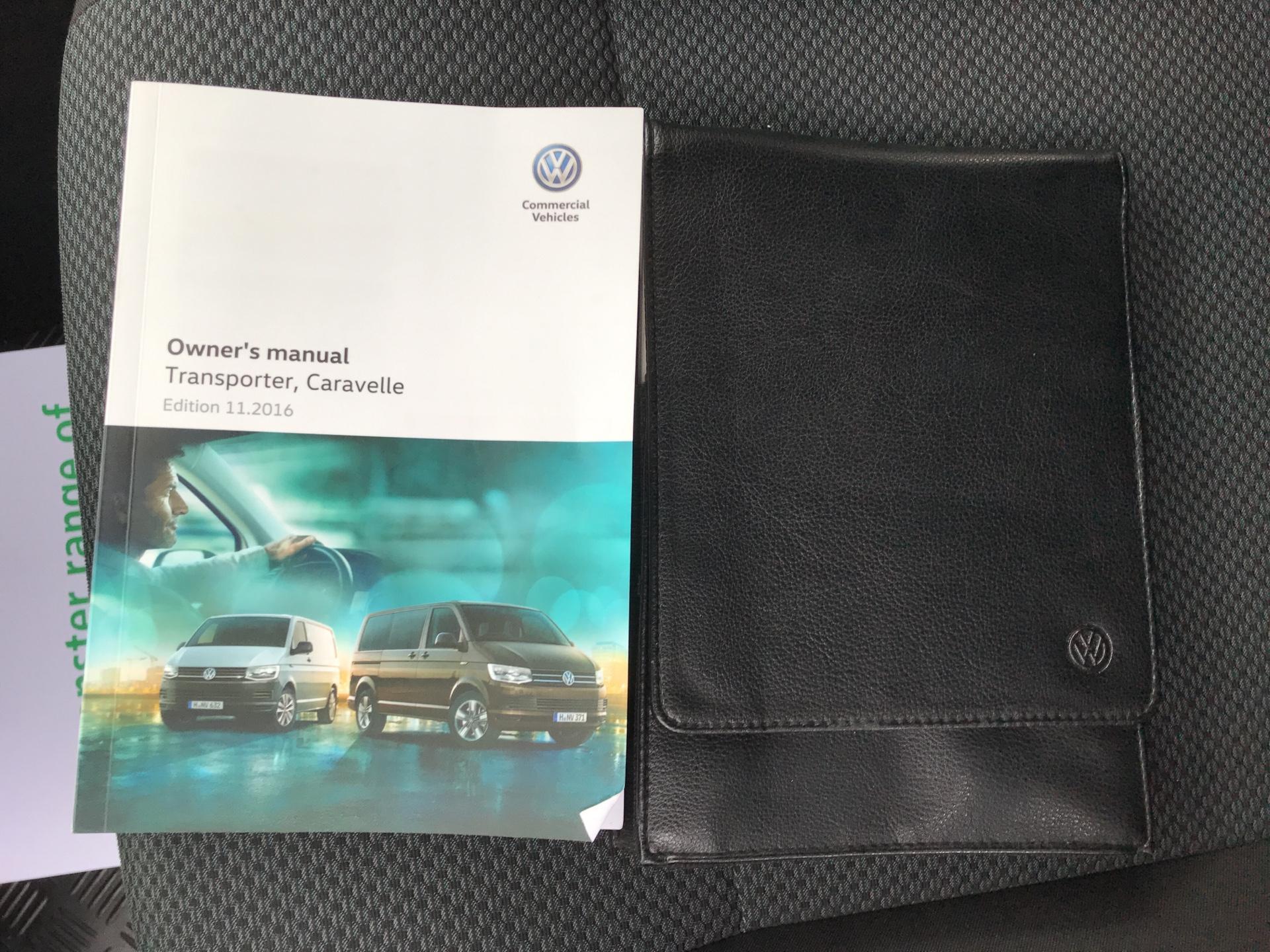 2017 Volkswagen Transporter T32 LWB 2.0TDI BMT 204PS HIGHLINE KOMBI VAN EURO 6 (NG17AWC) Image 33