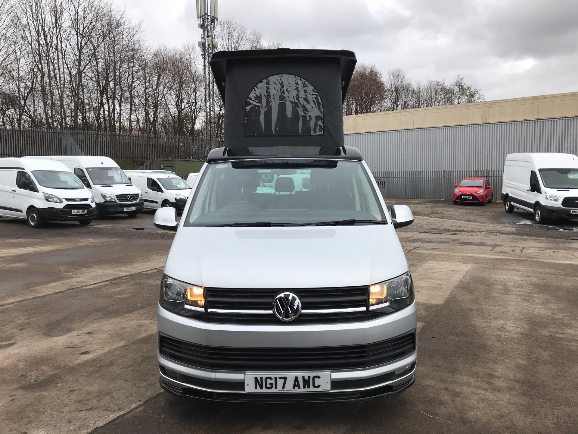 2017 Volkswagen Transporter T32 LWB 2.0TDI BMT 204PS HIGHLINE KOMBI VAN EURO 6 (NG17AWC) Image 8