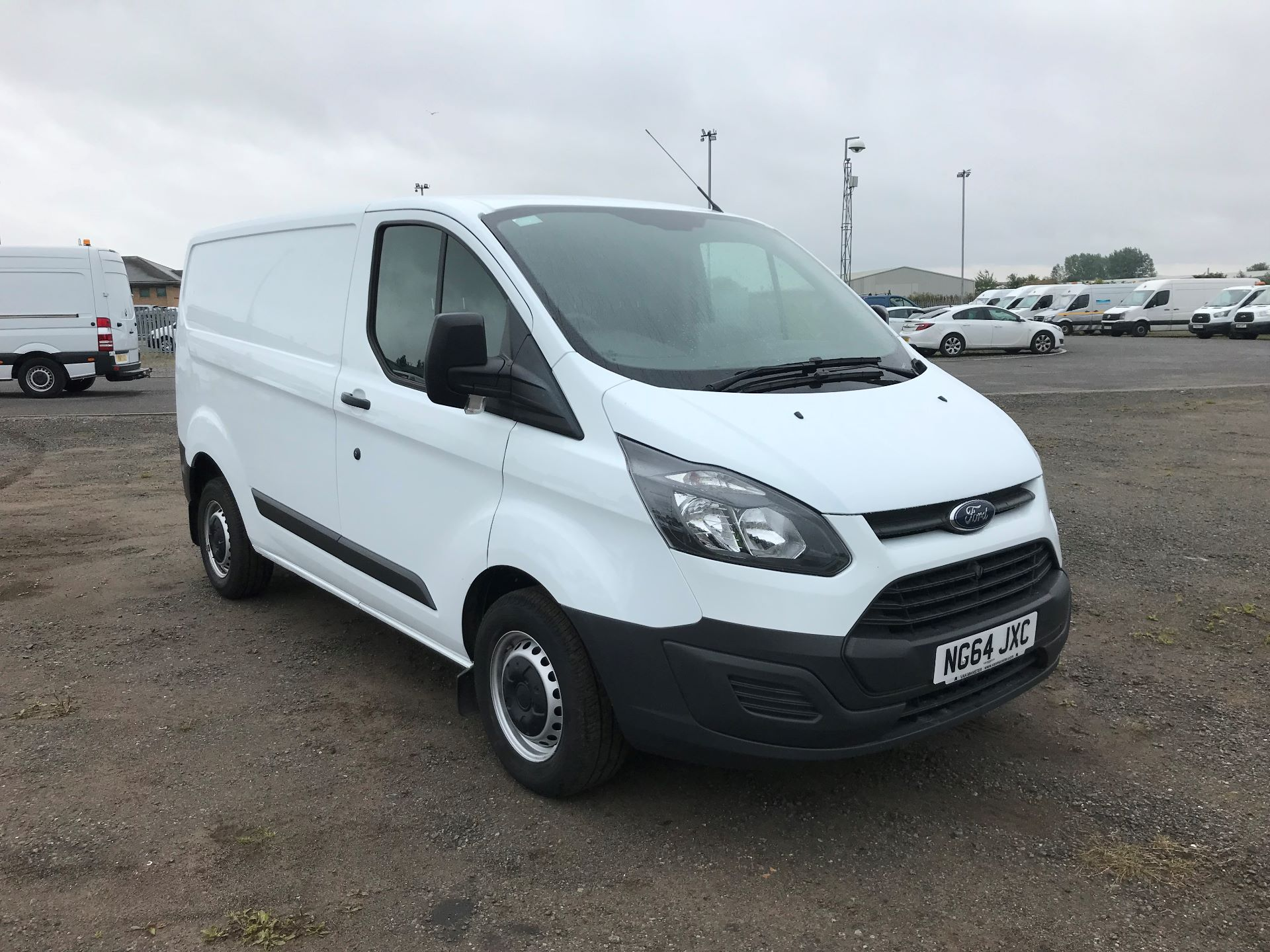 2015 Ford Transit Custom 2.2 Tdci 100Ps Low Roof Van (NG64JXC)