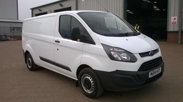 2015 Ford Transit Custom 2.2 Tdci 100Ps L2 Low Roof Van  (NG64KCF)