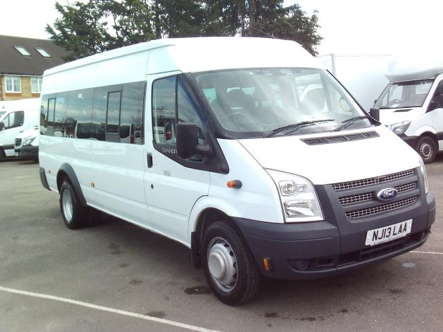 2013 Ford Transit T350 M/R 17 Seater 135PS (NJ13LAA)