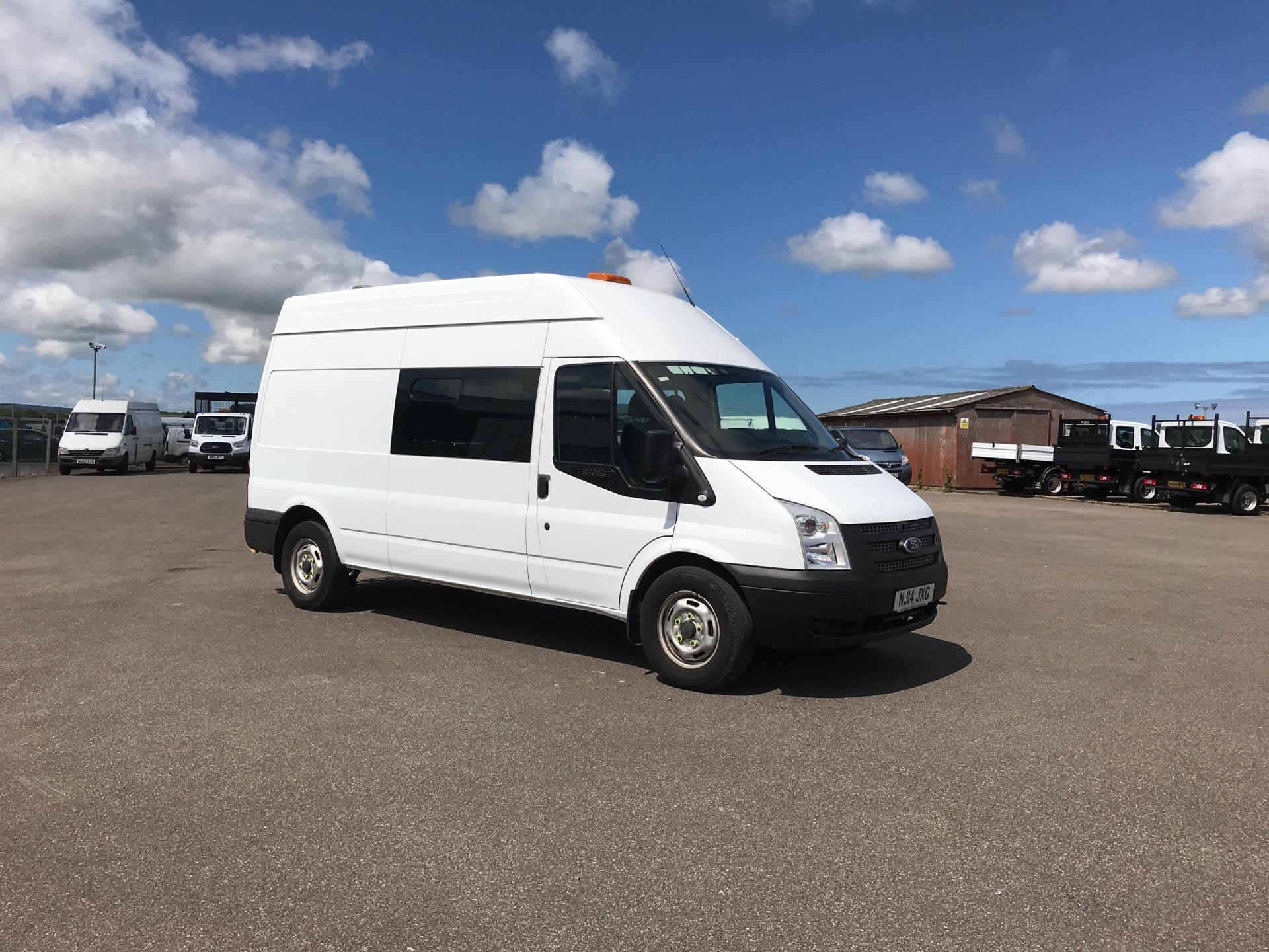 2014 Ford Transit T350 LWB CREW WELFARE VAN 100PS EURO 5 (NJ14JXG)