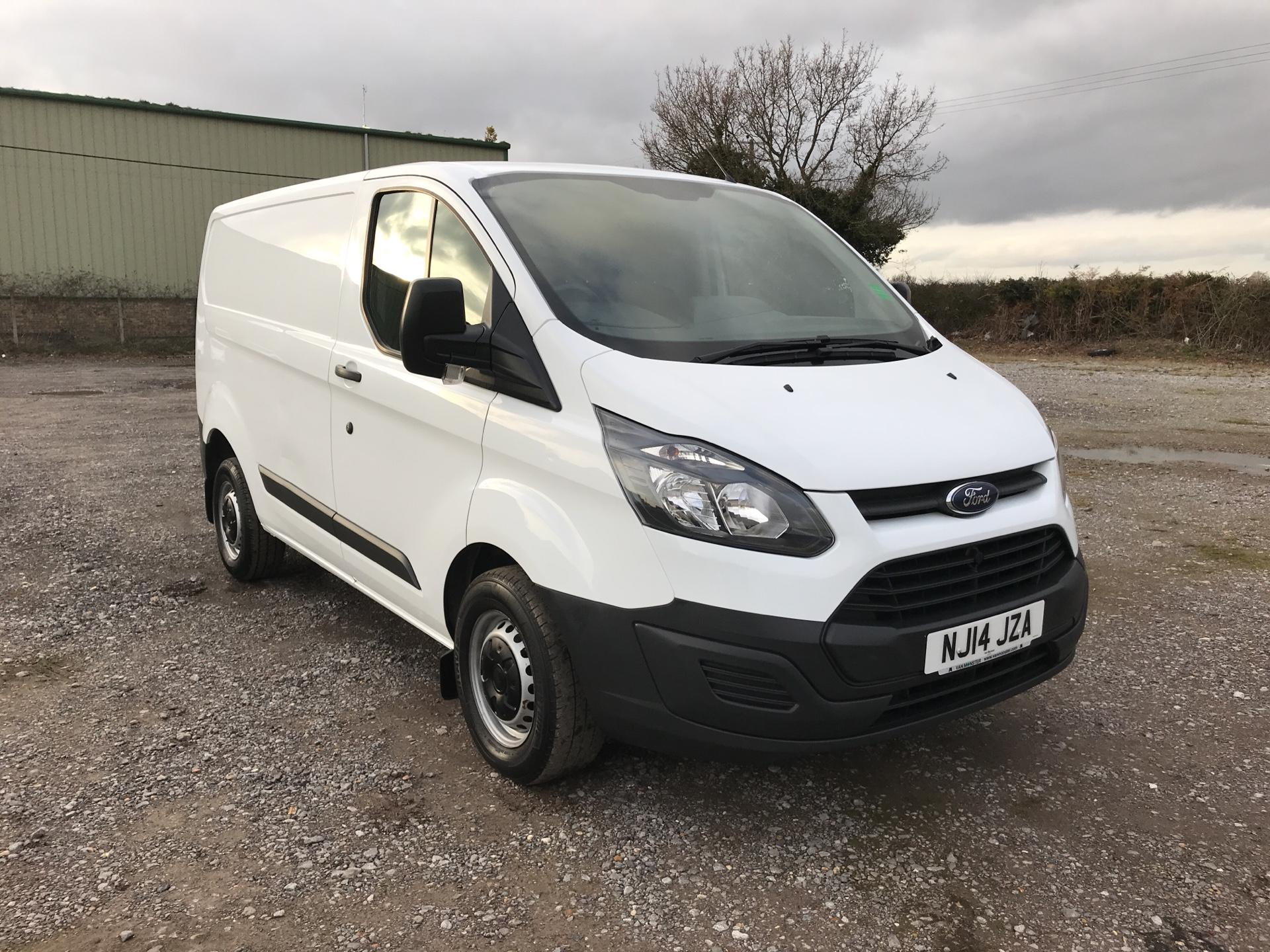 2014 Ford Transit Custom 290 L1 DIESEL FWD 2.2 TDCI 100PS LOW ROOF VAN EURO 5 (NJ14JZA)