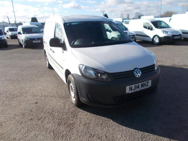 2014 Volkswagen Caddy 1.6 Tdi 102Ps Startline Van (NJ14MHZ)