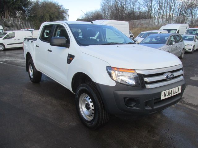 2014 Ford Ranger Pick Up Double Cab XL 2.2 Tdci 150PS 4Wd (NJ14ULA)