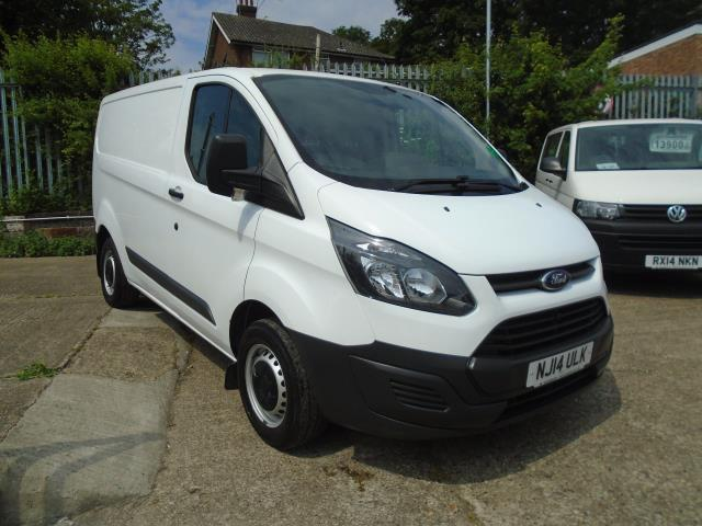 2014 Ford Transit Custom 290 L1 DIESEL FWD 2.2  TDCI 100PS LOW ROOF VAN EURO 5 (NJ14ULK)