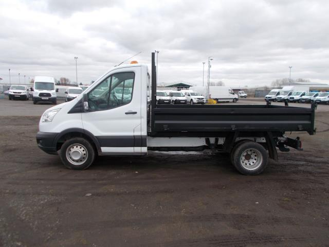 2015 Ford Transit  350 L2 SINGLE CAB TIPPER 100PS EURO 5 (NJ15KNF) Image 7