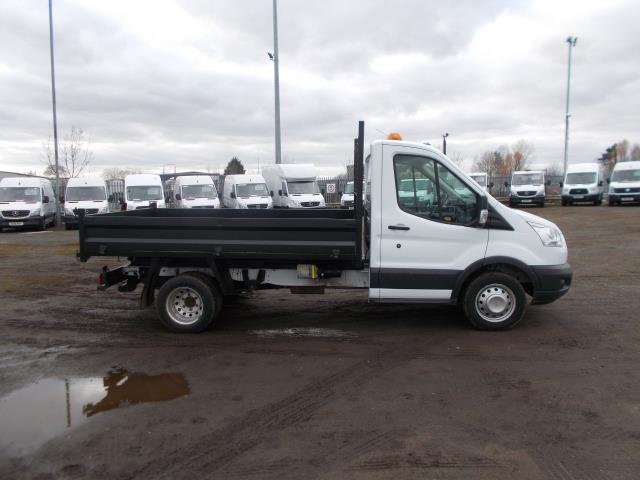 2015 Ford Transit  350 L2 SINGLE CAB TIPPER 100PS EURO 5 (NJ15KNF) Image 8