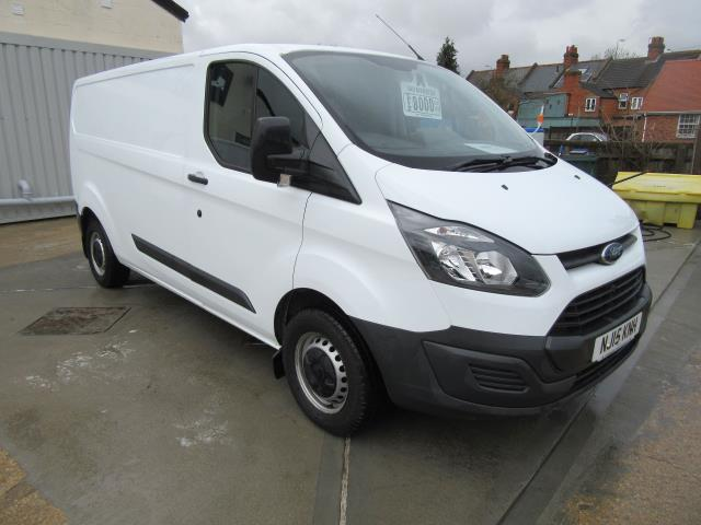 2015 Ford Transit Custom 2.2 Tdci 100Ps Low Roof Van (NJ15KNH)