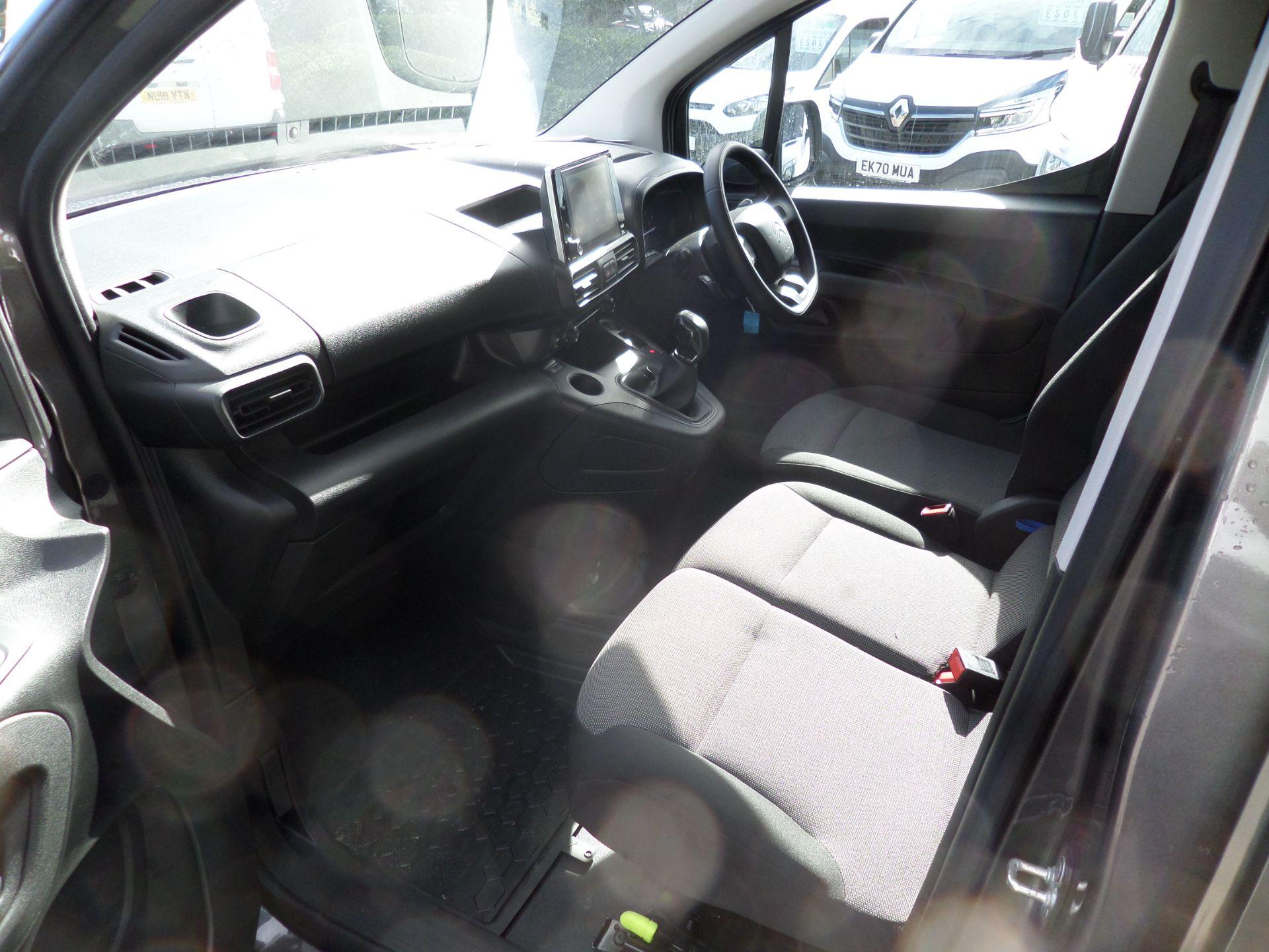 2020 Citroen Berlingo 1.5 Bluehdi 650Kg Enterprise 75Ps Euro 6 (NJ20OPT) Image 8