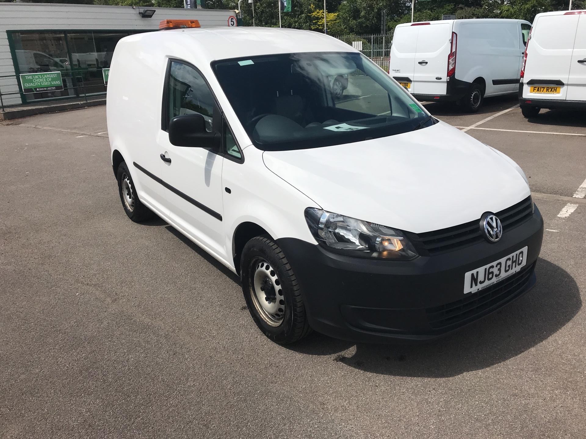 2013 Volkswagen Caddy 1.6TDI 75PS VAN EURO 5 (NJ63GHO)