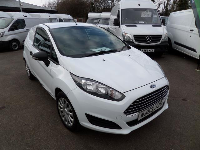 2013 Ford Fiesta 1.5 Tdci Van *RETAIL READY* (NJ63JJO)