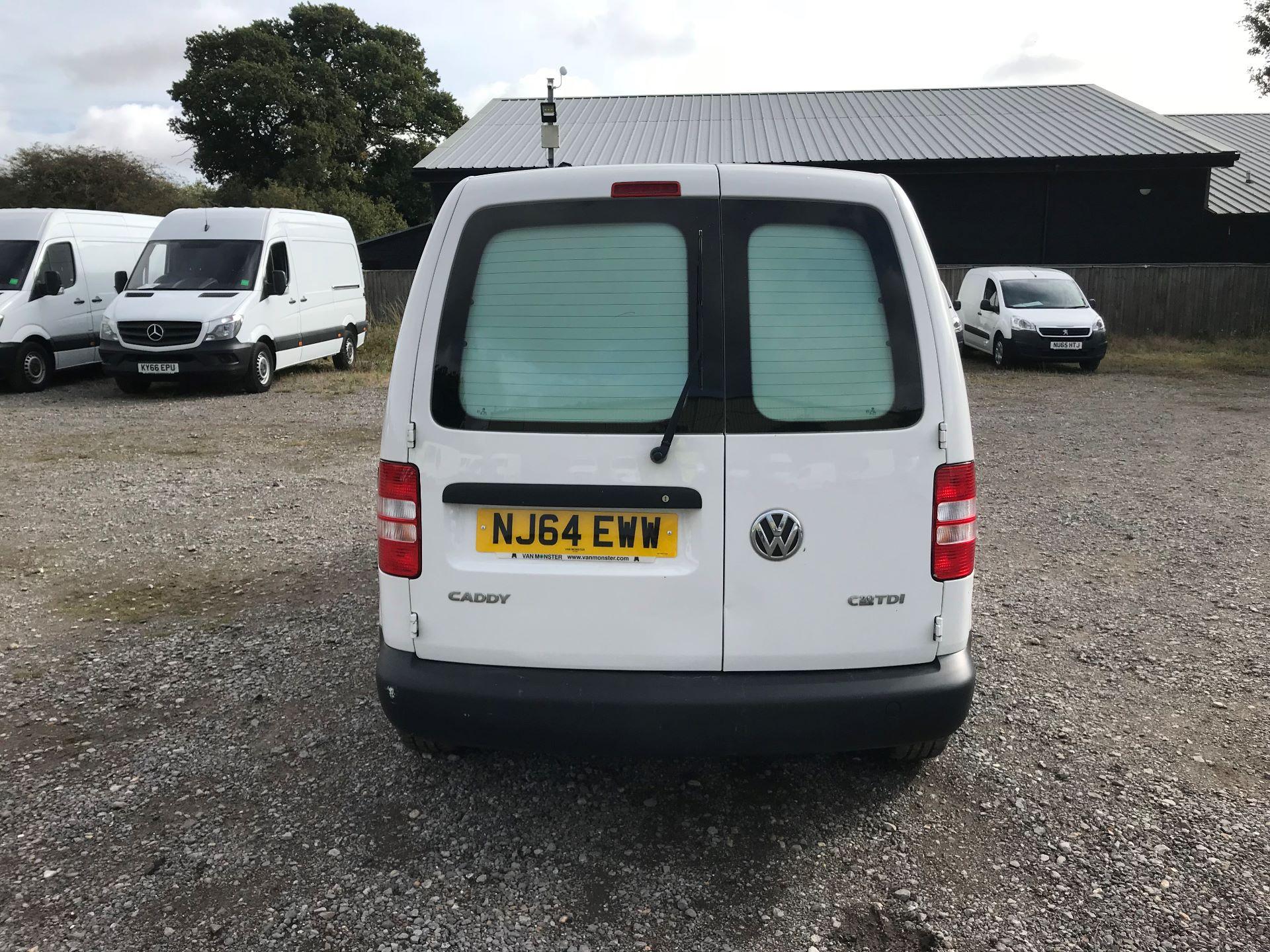 2014 Volkswagen Caddy  1.6 75PS STARTLINE EURO 5 (NJ64EWW) Image 5