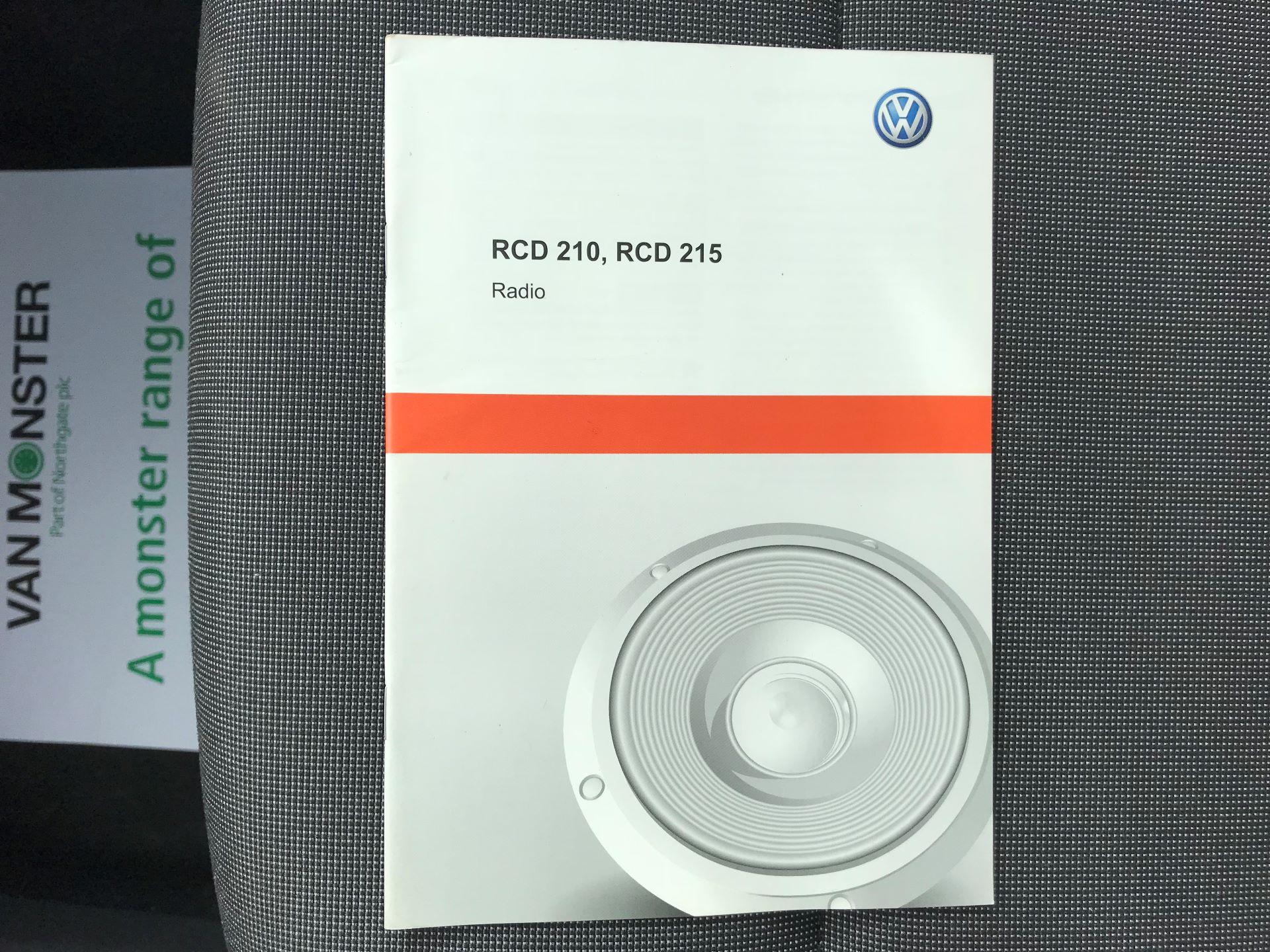 2014 Volkswagen Caddy  1.6 75PS STARTLINE EURO 5 (NJ64EWW) Image 38