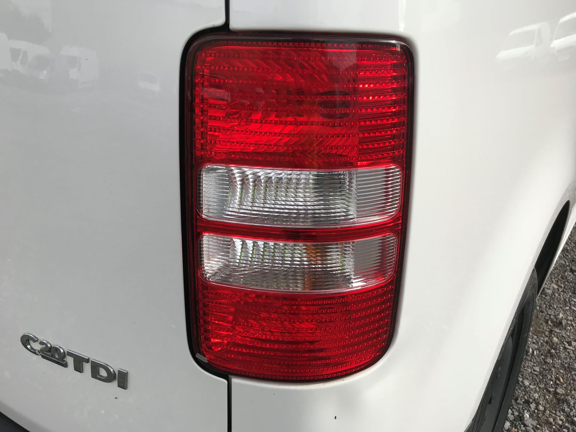 2014 Volkswagen Caddy  1.6 75PS STARTLINE EURO 5 (NJ64EWW) Image 29