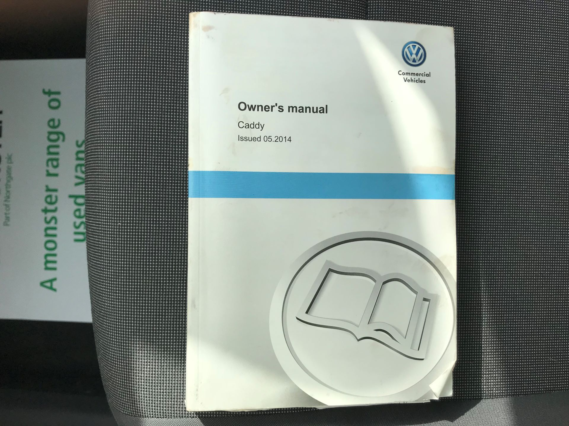 2014 Volkswagen Caddy  1.6 75PS STARTLINE EURO 5 (NJ64EWW) Image 36