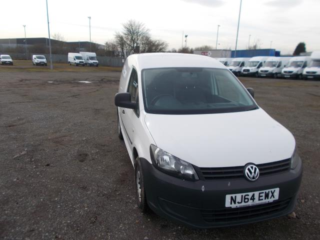 2014 Volkswagen Caddy 1.6 Tdi 75Ps Startline Van (NJ64EWX)